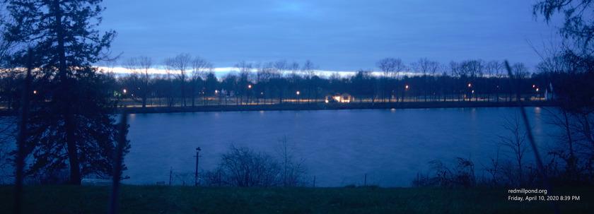Red Mill Pond, Tecumseh - Michigan